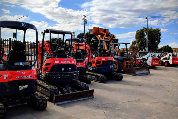 Equipment Rentals in Camarillo, Simi Valley, Oxnard, Santa Paula, and Ventura/Saticoy