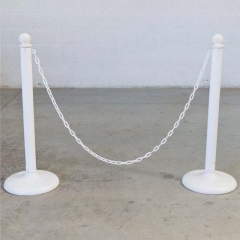 Where to rent STANCHION, WHITE PLASTIC in Camarillo CA