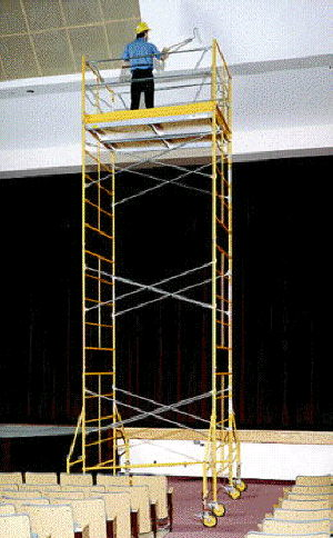 Where to find SCAFFOLDING 5 x25  TOWER in Camarillo