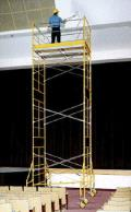 Where to rent SCAFFOLDING 5 x25  TOWER in Camarillo CA