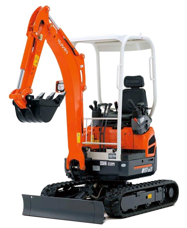 Where to find EXCAVATOR,KUBTA U-17  10 in Camarillo