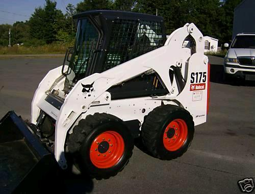 Where to find SKIDSTEER, S175  110 in Camarillo