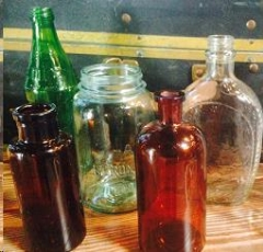 Where to rent GLASS, ECLECTIC  BOTTLES in Camarillo CA