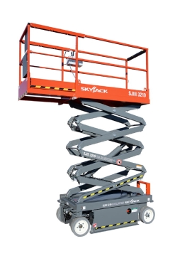 Rental store for LIFT, SCISSOR 19  SKYJK  7 in Camarillo CA