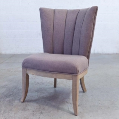 Where to rent LOUNGE, CHAIR SIDE GREY LINEN in Camarillo CA