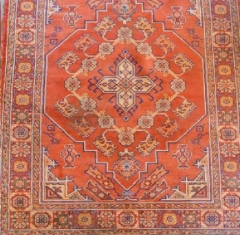 Where to rent LOUNGE, RUG 5.5  x 8.5  COPPER AZTEC in Camarillo CA