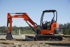Where to rent EXCAVATOR,KUBTA KX040  18 w thumb in Camarillo CA