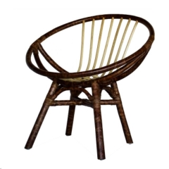 Where to rent LOUNGE, CHAIR ROUND RATTAN in Camarillo CA