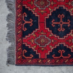 Where to rent LOUNGE, RUG 2.5  x 5  RED MEDALLION RUNN in Camarillo CA