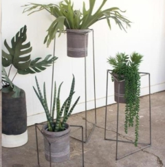 Where to rent PLANTER, NESTING 3 PIECE SET in Camarillo CA