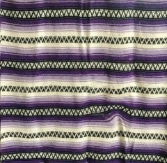 Where to rent TEXTILE, SERAPE PURPLE STRIPE W FRINGE in Camarillo CA