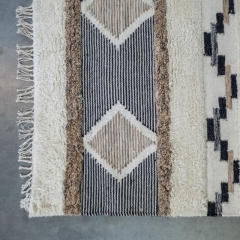 Where to rent LOUNGE, RUG 5  x 8  GREY TRIBAL in Camarillo CA